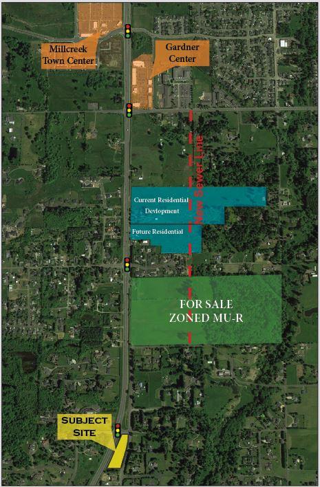 17702 Ne 122nd Avenue Battle Ground Wamajcre Commercial