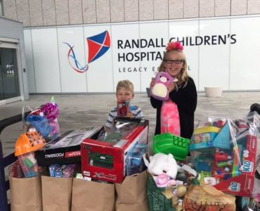 Ellie's Toy Drive