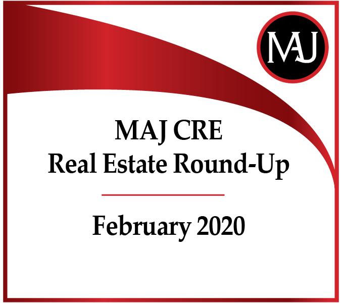 MAJ Commercial Real Estate Closings