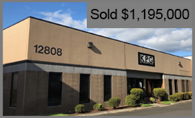 SOLD   Industrial/Office Building