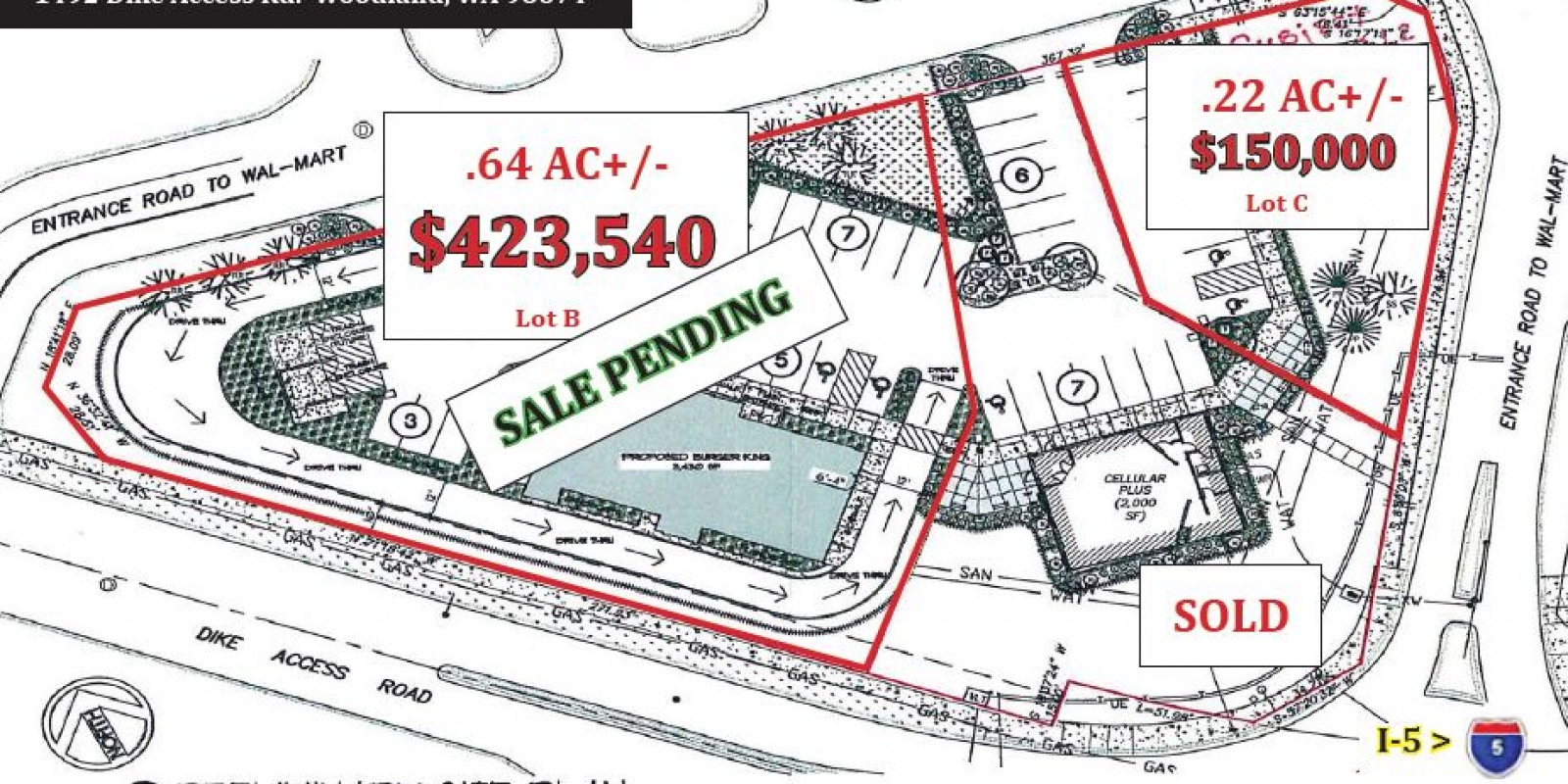 Prelim. .22 AC Lot C Woodland