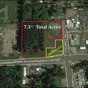 7000 ne 219th Street, Battle Ground, WA, ,Land,For Sale,7000 ne 219th Street, Battle Ground, WA,1242