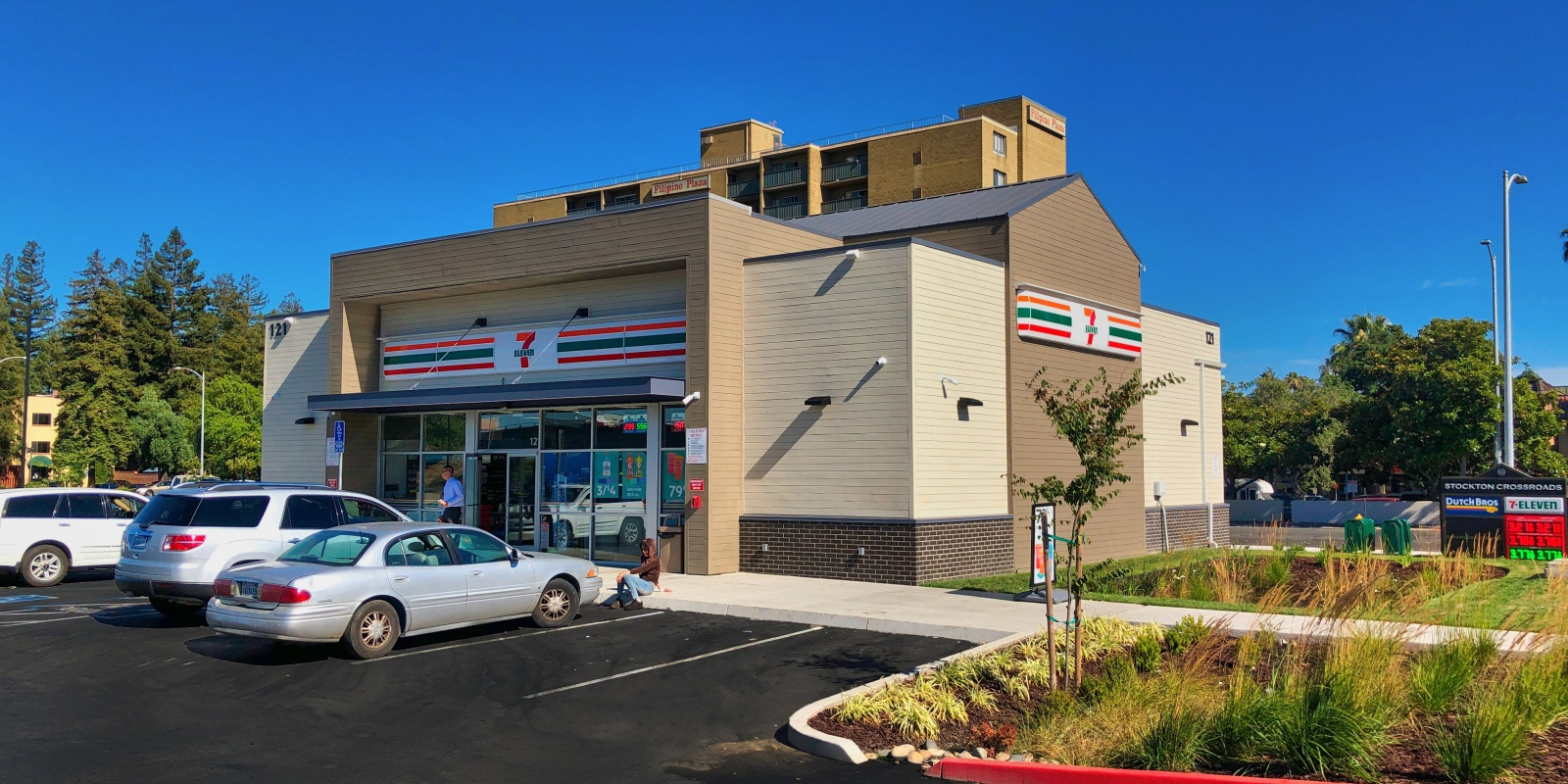 121 S Center Street, Stockton, CA, ,Retail,Sold/Leased,121 S Center Street, Stockton, CA,1276