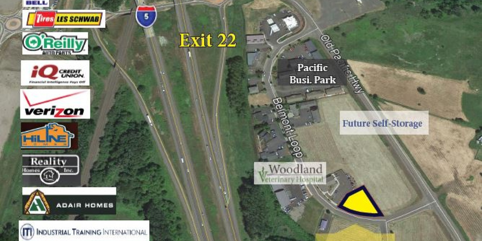 1858 Belmont Loop, Woodland, WA 98674, ,Commercial - Other,For Sale,1858 Belmont Loop, Woodland, WA 98674,1018