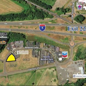 .55 AC Hwy Commercial Site