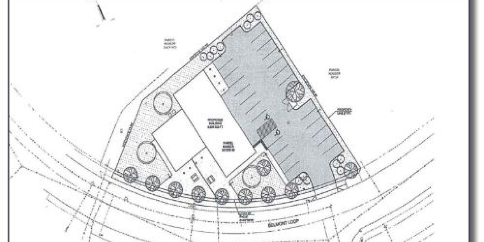 Previously Approved Site Plan