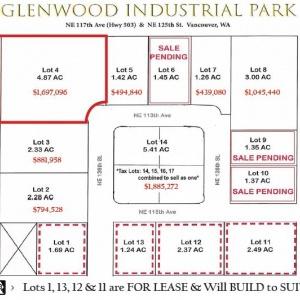 Lot 4 Glenwood Industrial Park