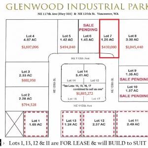 Lot 7 Glenwood Ind Park
