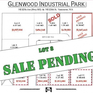 Lot 8 Pending Sale