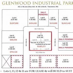 Lot 14 Glenwood Ind Park
