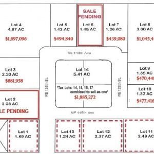 Lot 6 Glenwood -Pending Sale