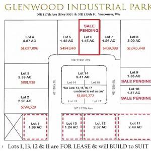 Lot 6 Glenwood Ind Park
