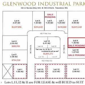 Lot 9 Glenwood Ind Park