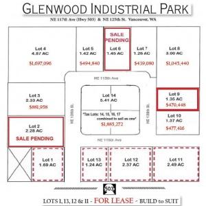 Lot 9 Glenwood