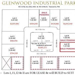 Lot 10 Glenwood Ind Park