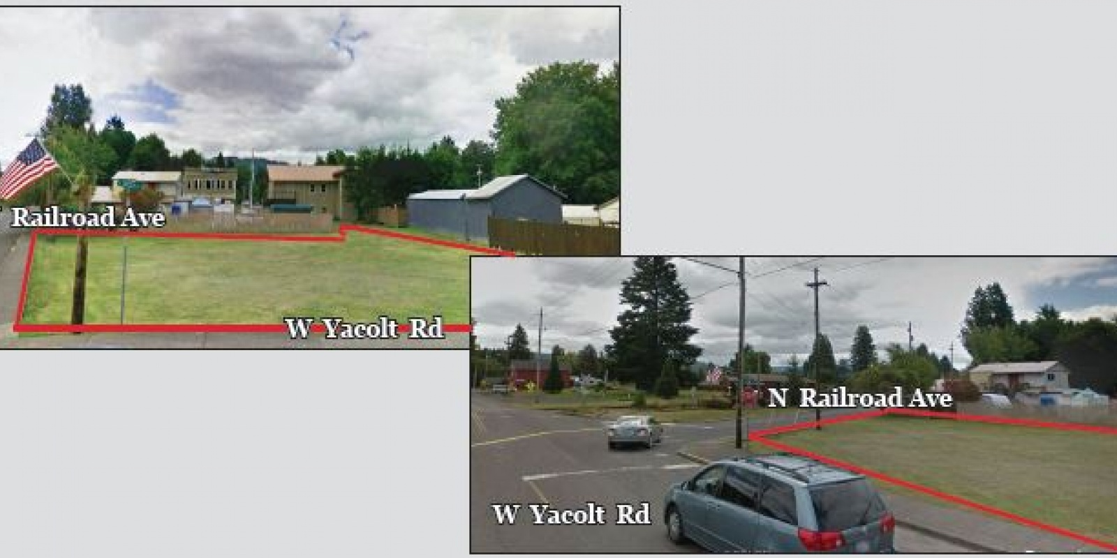 210 N Railroad Ave, ,Land,For Sale,210 N Railroad Ave,1375