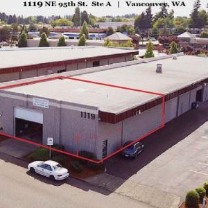 Hwy 99 Industrial 3,000 SF Lease