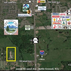 12 AC Zoned MU-E Battle Ground City Limits