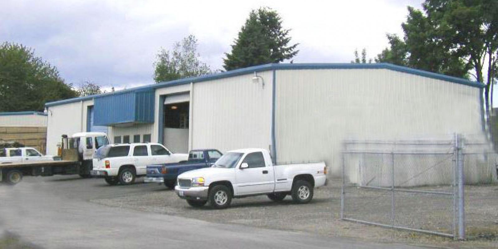 2,00 SF Industrial Unit