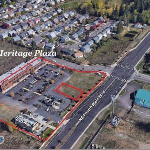 Heritage Plaza Site .19 AC - CC