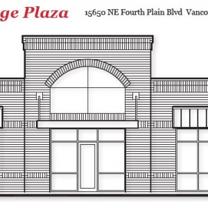 2,600 SF Permitted Bldg