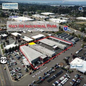 1119 NE 95th St Unit D, ,Industrial,For Lease,Hwy 99 Industrial Park,1119 NE 95th St Unit D,1452